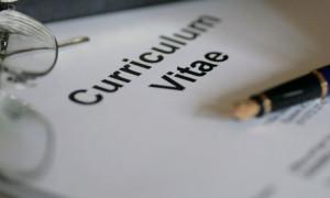 A curriculum vitae